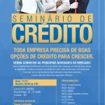 Convite Seminário de Crédito - Canoas