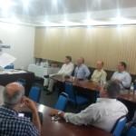 reunião Diretoria Ampliada CICS